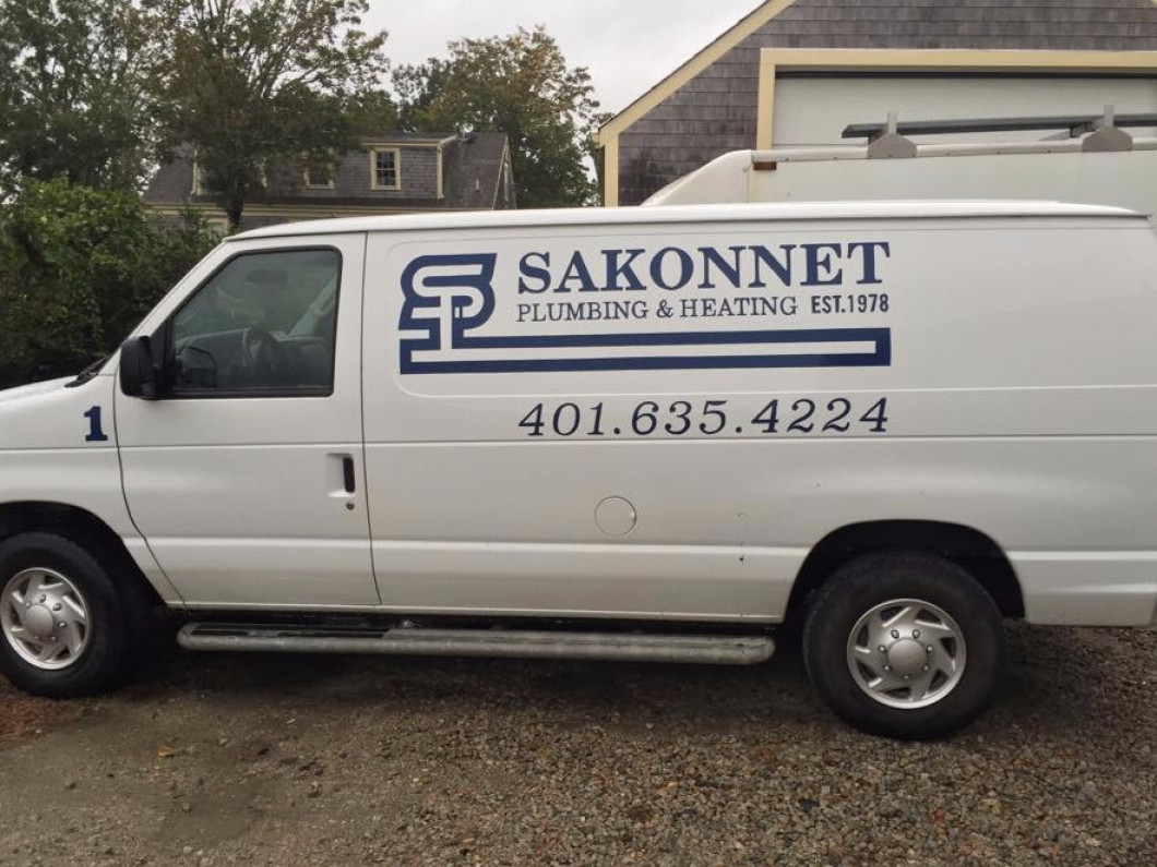 Trust Sakonnet Plumbing & Heating to service your essential systems